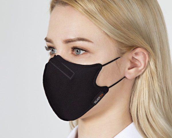 The best reusable face mask, the NanoFit Mask