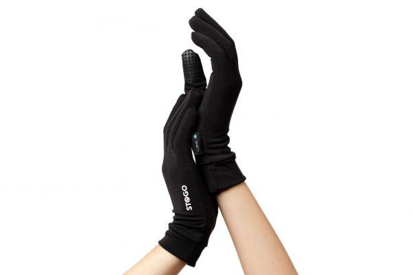 STOGO antimicrobial gloves; gym gloves, travel gloves, reusable shopping gloves, grocery gloves