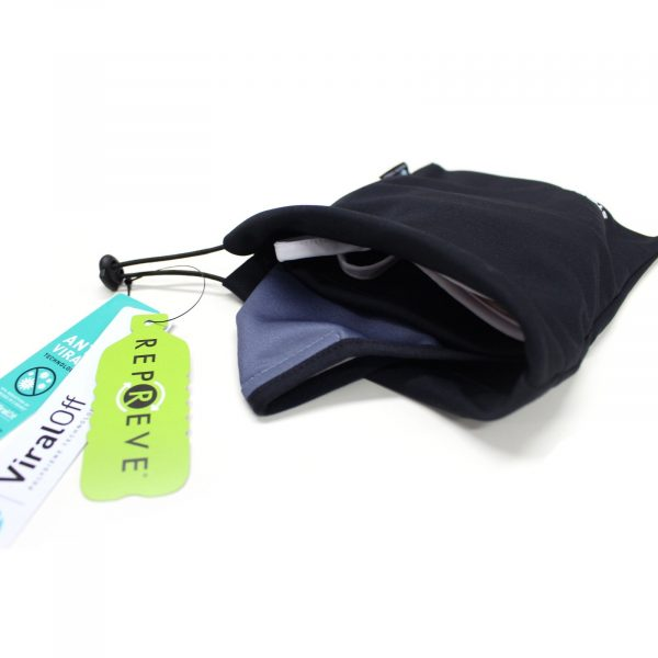 SilverTek STOGO antimicrobial carry bag with ViralOff