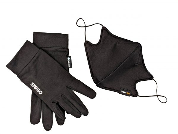 holiday gift ideas, Christmas gift ideas, antimicrobial mask, antimicrobial gloves