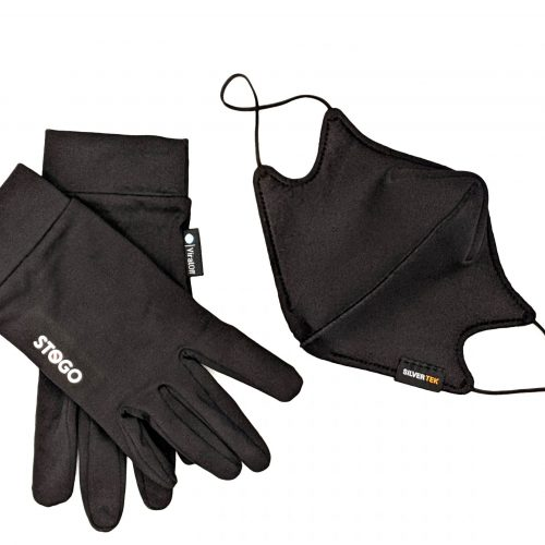 NanoFit Mask and All-Day Gloves Bundle